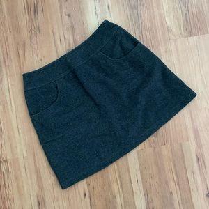 Original Express wool skirt